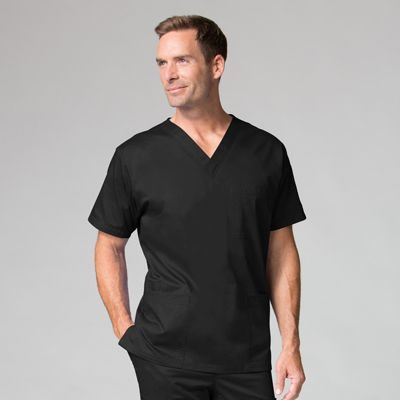 Men 3 Pocket V-neck Top-
