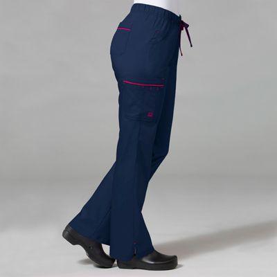 Double Cargo Pant-Maevn