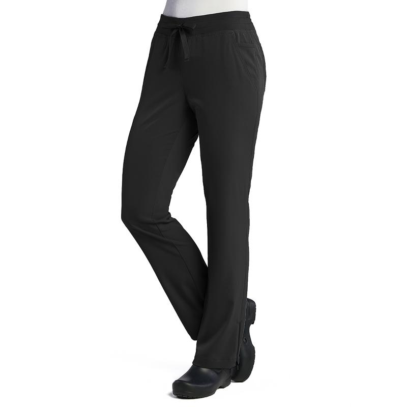 Ladies Adjustable Flare Yoga Pant-