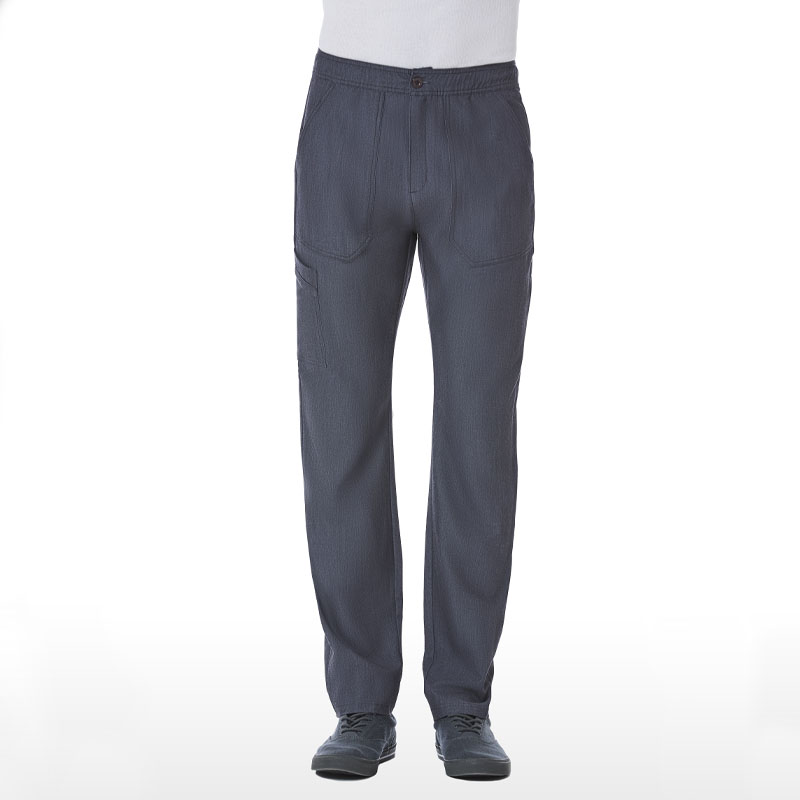 Men's Contrast Piping Cargo Pant-