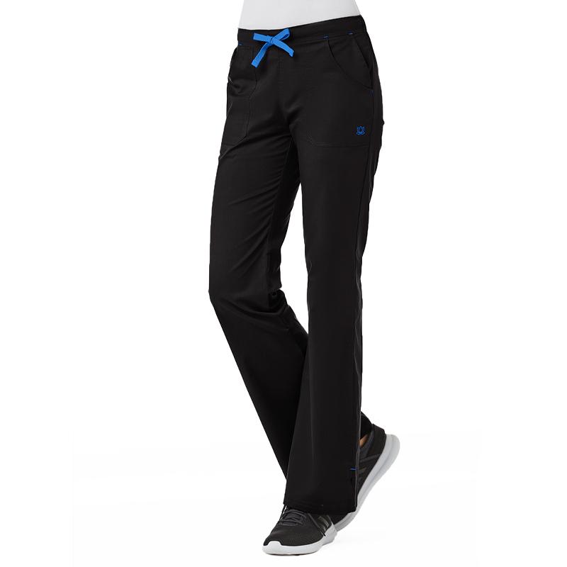 Multi-Pocket Flare Pant-