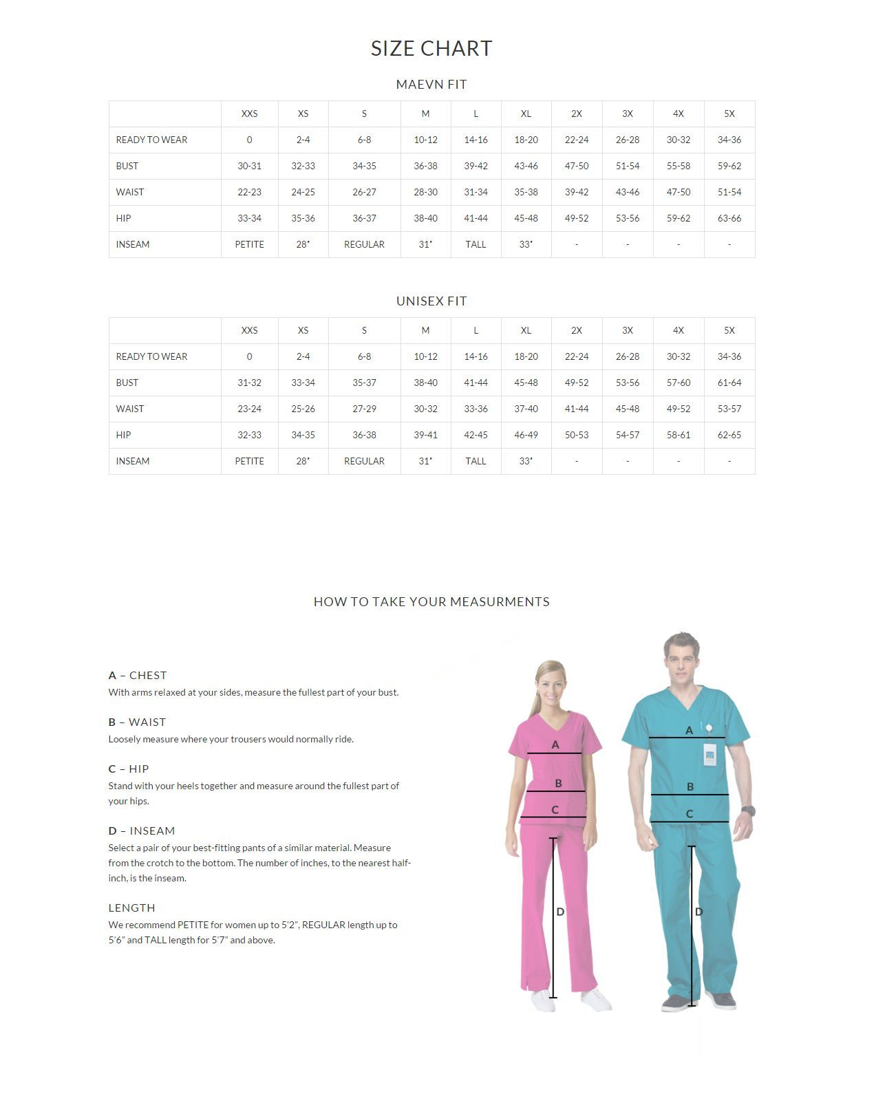 Maevn Medical EON Active Pure Yoga 7 Pocket Scrub Pant