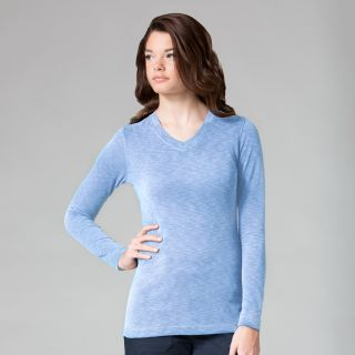 Ladies Long Sleeve Modal Tee-Maevn