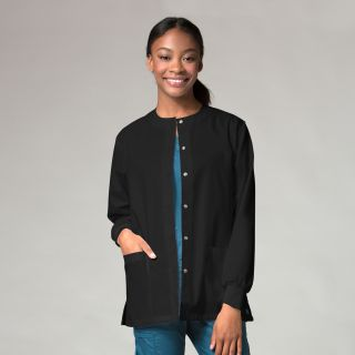 Maevn Core Medical Unisex Snap Jacket-Maevn