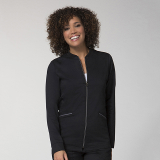 Zip Front Warmer Jacket-