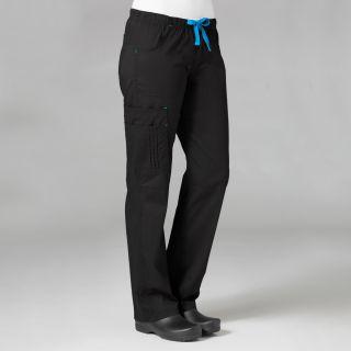 Pintuck Cargo Pant