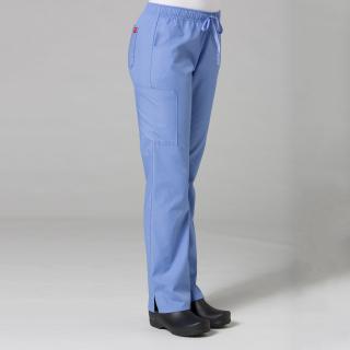 9726 Full Elastic Cargo Pant-