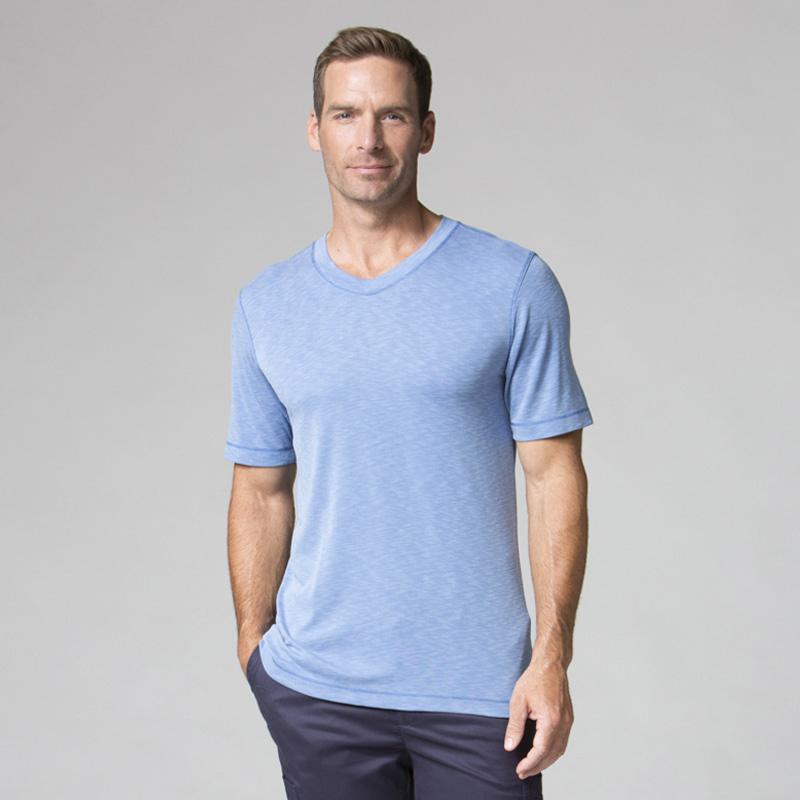 Men Short Sleeve Modal Tee-Maevn