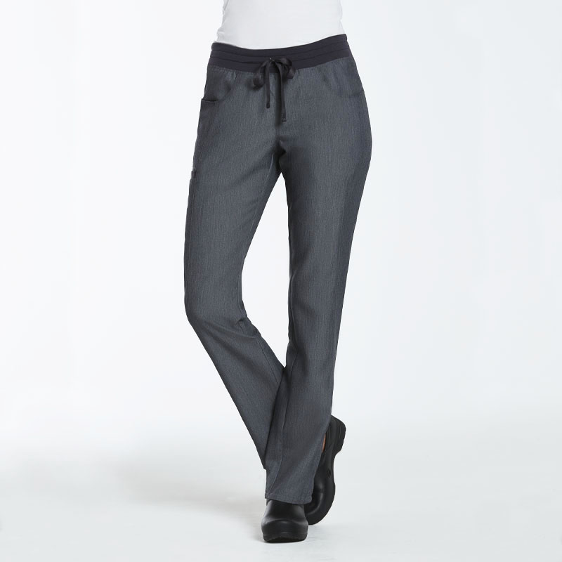 Contrast Yoga Band Pant-Maevn