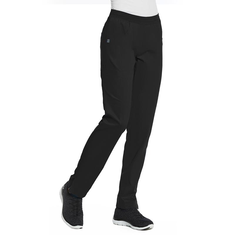 Sporty & Comfy Full Elastic Waist Pant-Maevn