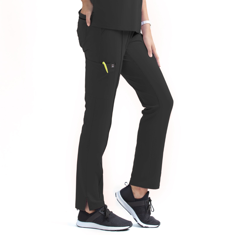 Womens Full Waistband Pant-