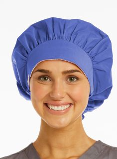 Ladies Bouffant Scrub Hat-