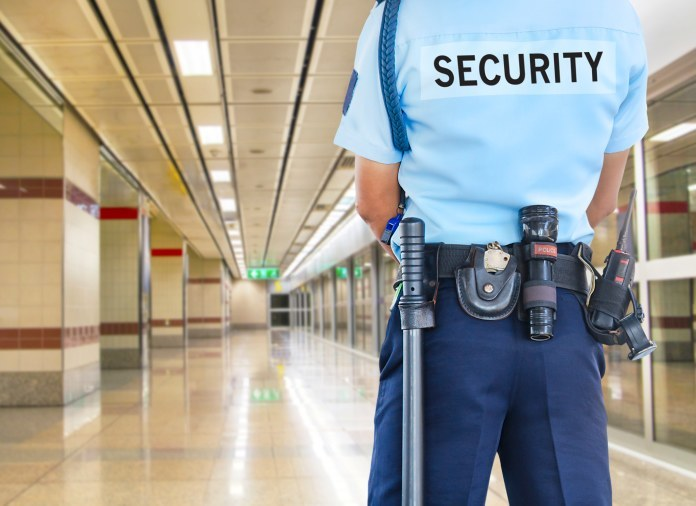 choosing a security uniform