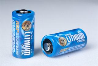 CR123A Lithium Batteries (12)-