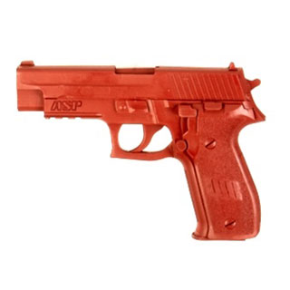SIG 220/226 9mm/.40/.45 Training Red Gun-