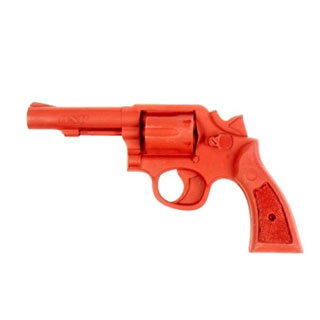 S&W K Frame Training Red Gun-ASP