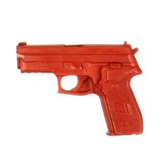 SIG 228/229 9mm/.40 Training Red Gun-