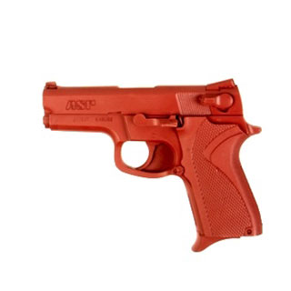 S&W 9mm/.40 Compact Training Red Gun-ASP