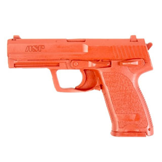 H&K USP 9mm/.40 Training Red Gun-ASP
