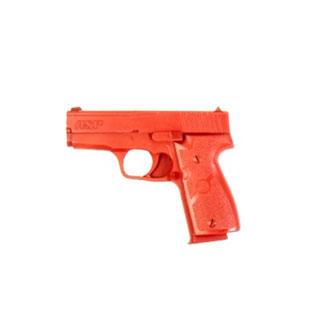 Kahr 9mm/.40 Training Red Gun-