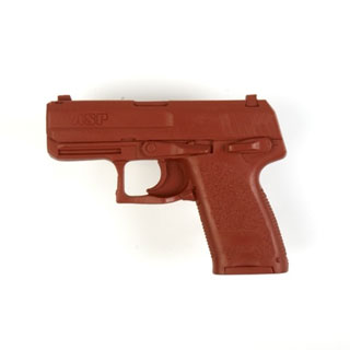 H&K USP 9mm/.40 Compact Training Red Gun-