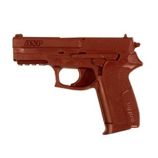 SIG P2022 9mm Training Red Gun-ASP