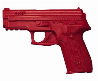 SIG 228R/229R DAK 9mm/.40 Training Red Gun-