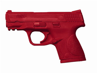 S&W M&P Compact Training Red Gun-