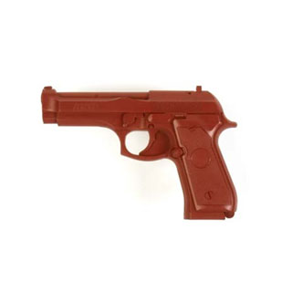 Beretta 96D Training Red Gun-