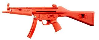 H&K MP5 Training Red Gun-