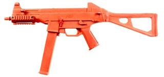 H&K UMP Training Red Gun-