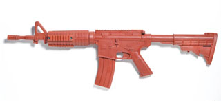 Government Carbine Training Red Gun-
