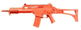 H&K G36 Training Red Gun-