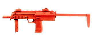 H&K MP7 Training Red Gun-