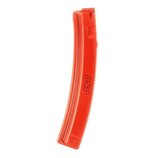 H&K MP5 Magazine Training Red Gun-