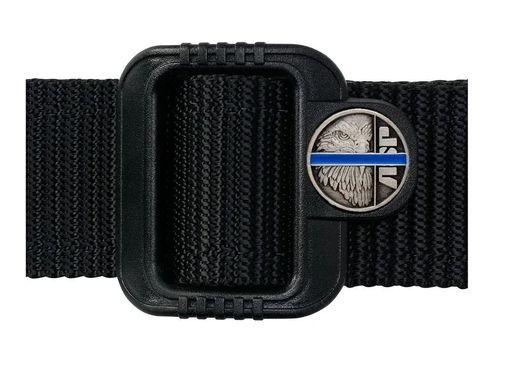 """10016 Blue Line Logo Belt (1.5"""")-ASP"""