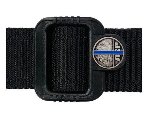 """10116 Blue Line Logo Belt (1.5"""")-ASP"""
