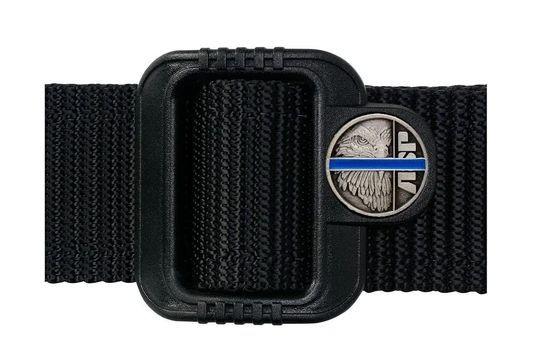 """10316 Blue Line Logo Belt (1.5"""")-ASP"""