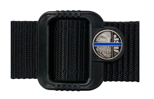 """10416 Blue Line Logo Belt (1.5"""")-ASP"""