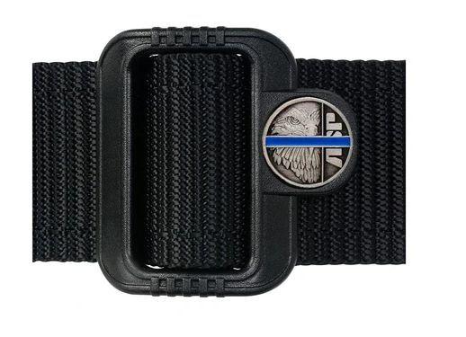 """10616 Blue Line Logo Belt (1.75"""")-ASP"""