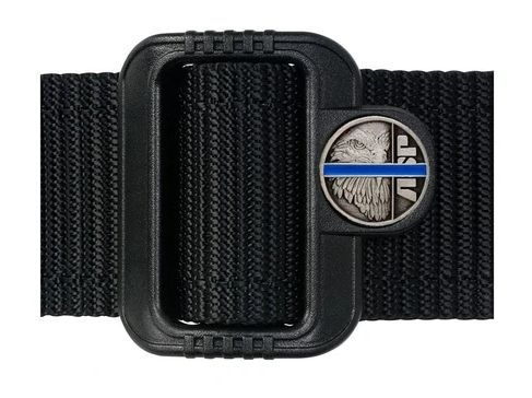 """10816 Blue Line Logo Belt (1.75"""")-"""
