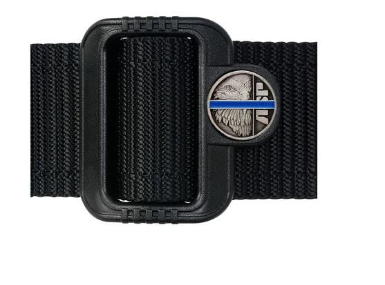 "10916 Blue Line Logo Belt (1.75"")-"