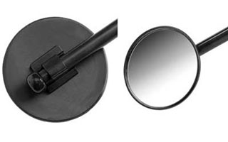 Tactical Baton Mirror-