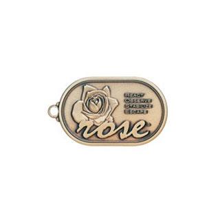 ROSE (Brass) Key Return System-