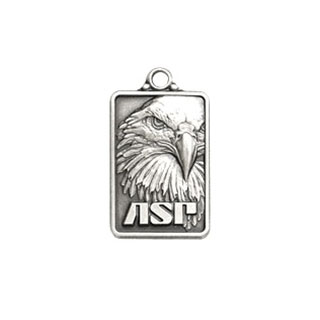 Rectangle Eagle (Nickel Silver) Key Return System-