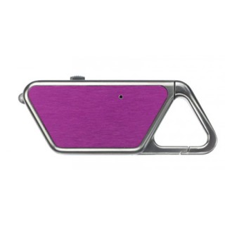 Sapphire USB, Violet Aluminum