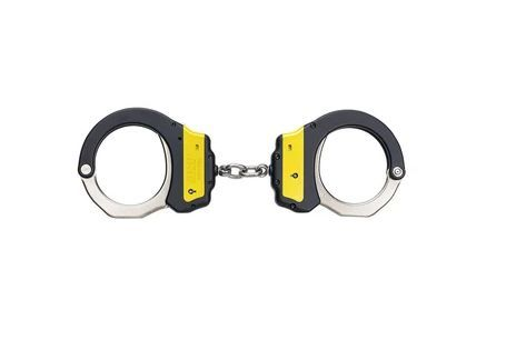 56004 Identifier Chain Ultra Cuffs (Steel)-