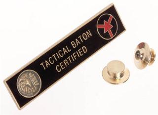 ASP Baton Certified Uniform Bar-