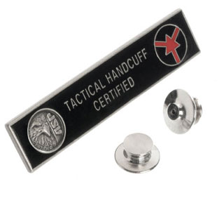 ASP Handcuff Certified Uniform Bar-