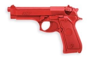 7301 Beretta 92 9mm/.40 w/ Rails Handguns-ASP